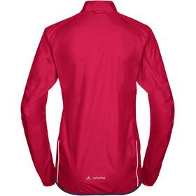 VAUDE Drop III Jacket Women cranberry